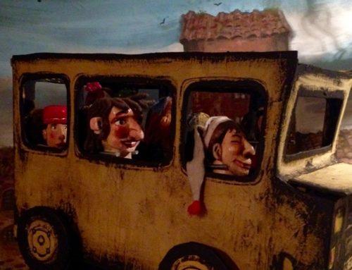 La gita scolastica: burattini in viaggio nei Parchi del Ducato!