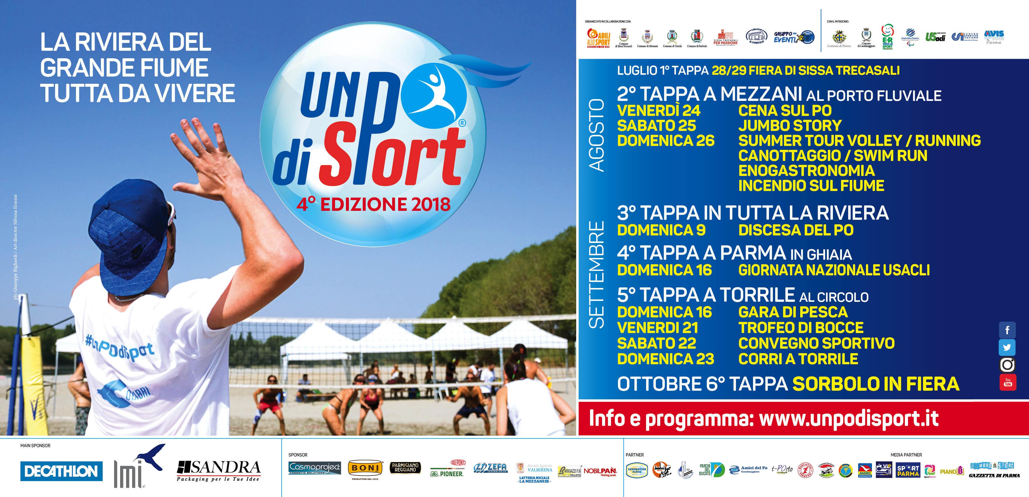 Un Po di Sport 4° edizione